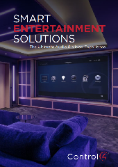 CONTROL4-ENTERTAINMENT SOLUTIONS